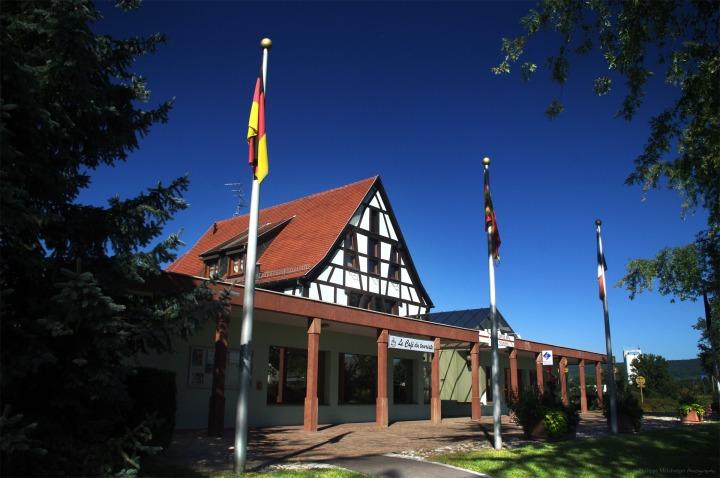 La maison de Haute Alsace