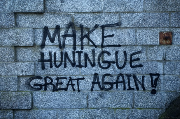 Make huningue great again !